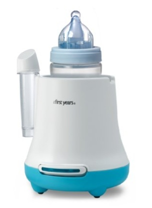 The First Years Babypro Quick Serve Bottle Warmer Only 14