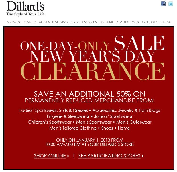 Dillards does this by introducing internetmovie.ml coupons that clients redeem to get discounts at any Dillards store. Dillards is a department store based in little rock Arkansas that deals in products covering all people from women, children, men and even all accessories.